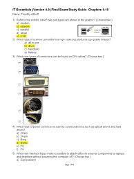 25426119 it essentials version 4 0 final exam study laptop bios
