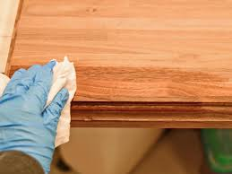 do it yourself butcher block kitchen countertop hgtv apply finish
