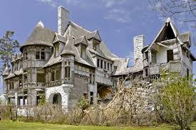cheap mansions for sale abandoned mansions 10 creepy abandoned mansions oddee