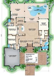 brighton house plan weber design group naples fl