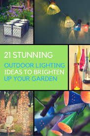 outdoor lighting ideas 21 ways to illuminate your garden or backyard