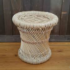 round rattan side table shop rattan side tables on wanelo