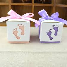 favors for baptism 50pcs laser cut baby baby shower candy box baby birthday