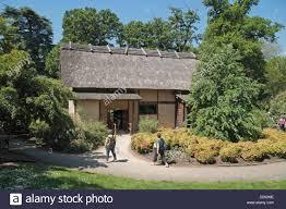 Royal Botanic Gardens Kew Richmond Surrey Tw9 3ab The Japanese Minka An Original Japanese Farmhouse The Royal