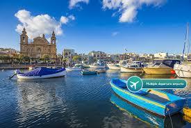 2 4nt 4 malta spa flights