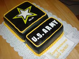 Welcome Home Cake Decorations Military Cakes A Gallery On Flickr