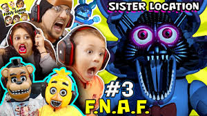 family halloween costume ideas for 5 who names their son foxy fnaf sister location 3 w chica u0026 freddy