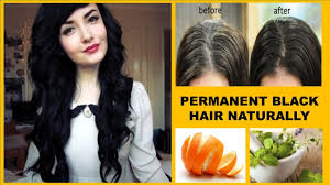 Natural Hair Growth Remedies For Black Hair Permanent Black Hair In 4 Weeks Naturally White To Black Hair