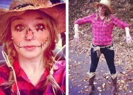 Womens Scarecrow Halloween Costume Fantasias Halloween Femininas Veja 20 Mais Criativas 1
