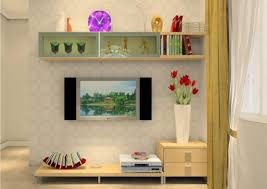 simple cabinet design in living room 3d house