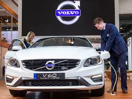 volvo web volvo making all cars electric hybrid from 2019 business insider