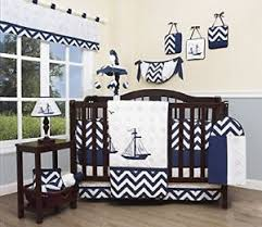 Baby Boy Nursery Bedding Sets 13 Pcs Crib Bedding Set Baby Boy Nursery Quilt Bumper Navy