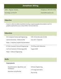 resumes format for freshers 28 resume templates for freshers free
