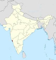 Goa Map Goa U2013 Wikipedia