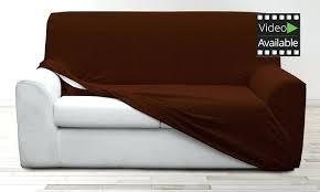 housse canapé 3 places avec accoudoir pas cher housse canape 3 places accoudoirs canapac avec accoudoir sans