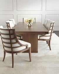 Dining Chairs And Tables Dining Room Furniture At Neiman