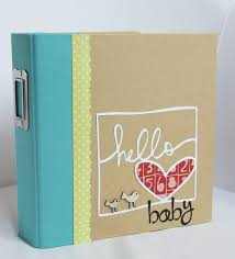 pregnancy journal book hello baby pregnancy album by leksa two peas in a