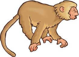 monkey clip art for kids free free clipart images cliparting com