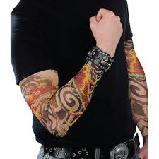 fake tattoo sleeves the worst things for sale