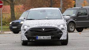 opel corsa bakkie next gen opel corsa spied showing off its new nose