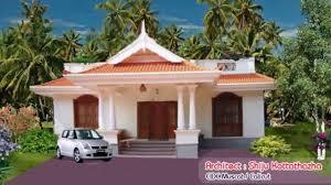 kerala style house plans below 1000 square feet youtube
