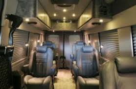 Conversion Van Interiors Custom Sprinters Transits U0026 Promaster Conversion Vans