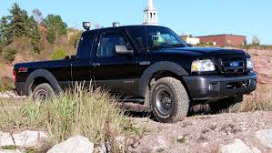 road ford ranger silvrfoci 2007 ford ranger cabfx4 road level ii