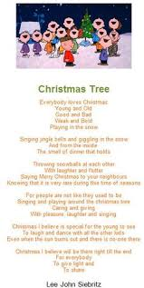 short christmas poems poem cards and shorts