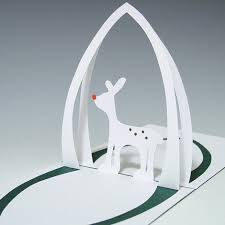 how to create a reindeer pop up carddiy guides