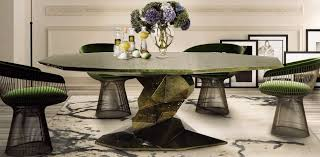 Luxurious Dining Table Get Inspired With These Luxury Dining Tables