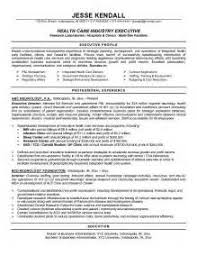 physician recruiter resume image of page 3 option thumbnail