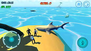 shark attack 3d simulator android apps on google play