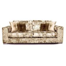 Glam Home Furniture In The Living