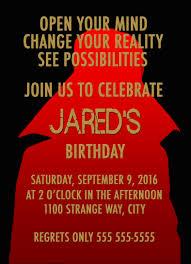dr strange doctor strange superhero personalized birthday