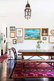 Living Room And Dining Room Ideas by Best 25 Bohemian Dining Rooms Ideas On Pinterest Midcentury