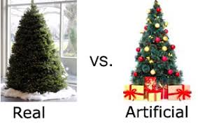 real vs artificial tree which do you prefer popular