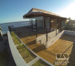 eco arbor designs waterproof rooftop decks