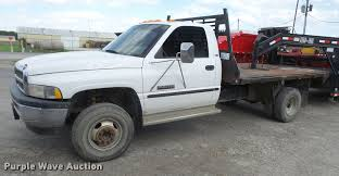 1999 Dodge 3500 Truck Parts - 1999 dodge ram 3500 flatbed pickup truck item da6336 sol