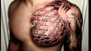 15 most inspirational scripture tattoos