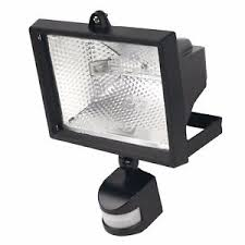Solar Powered Security Light Bq