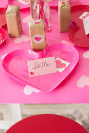Decorations For A Valentine S Day Party by A Heart Filled Valentines Party Design Improvised