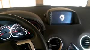 renault koleos 2014 s100 unit for renault koleos 2014 youtube