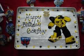 bumblebee transformer cake topper free printable transformers coolest bumble bee transformers cake bumble bees and cake