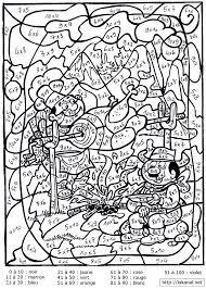 lakanalnet  coloriages magiques en mathématiques pour les classes