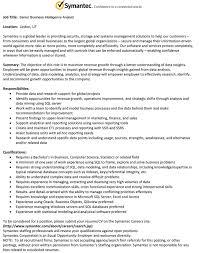 cover letter senior financial analyst resume sample financial