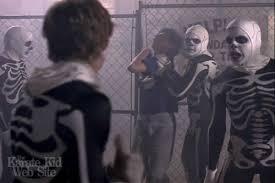karate kid skeleton costume skele jpg