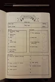 Bullet Journal Tips And Tricks by Bullet Journal Cleaning Schedule Bullet Journal Pinterest