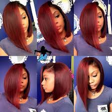 Sew In Bob Hairstyle 1017 Best Sew In Hairstyles Images On Pinterest Hair Laid