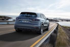Porsche Cayenne Air Suspension - five things you need to know about the 2019 porsche cayenne