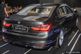 g12 bmw 7 series plug in hybrid officially introduced in malaysia